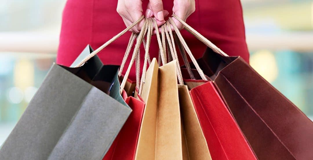 I sacchetti di carta guadagnano terreno in Europa