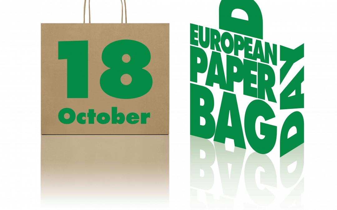 """""""European Paper Bag Day"""", un video dei produttori italiani per raccontare le tante vite delle borse di carta"""