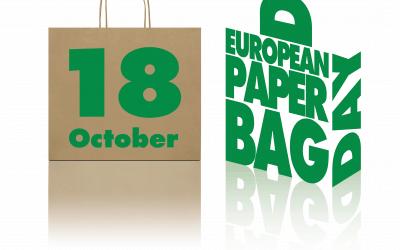 "European Paper Bag Day 2021: press release ""The Paper Bag"""